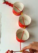 новогодняя игрушка своими руками дракон 2012