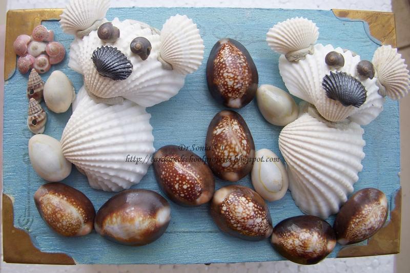 картинки из природного материала морские недавно поделилась своим