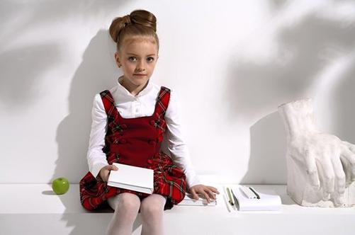 модная школьная форма для девочек 2013