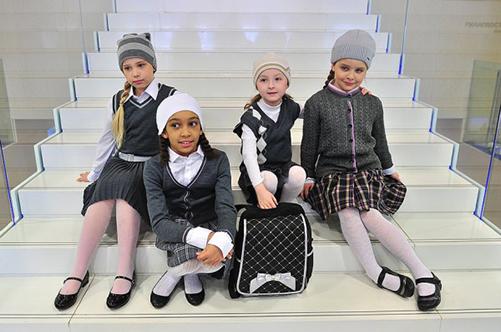 фото самой модной школьной формы для девочек
