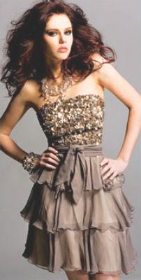 платья на выпускной 2013 -2014 фото