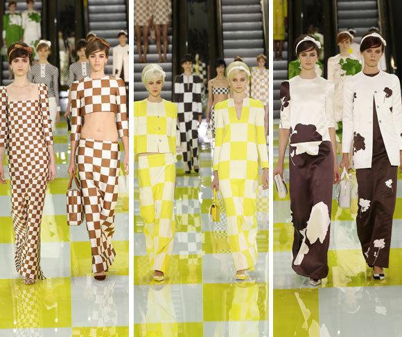 женская мода весна 2013 фото