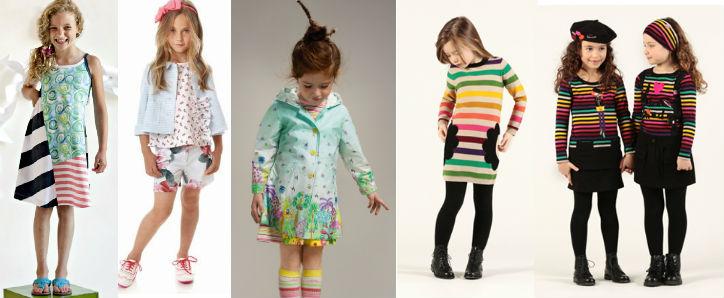 детская мода 2013 для девочек весна лето