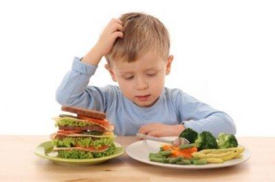 питание школьника