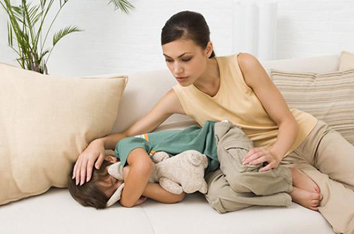 Обезвоживание организма у ребёнка