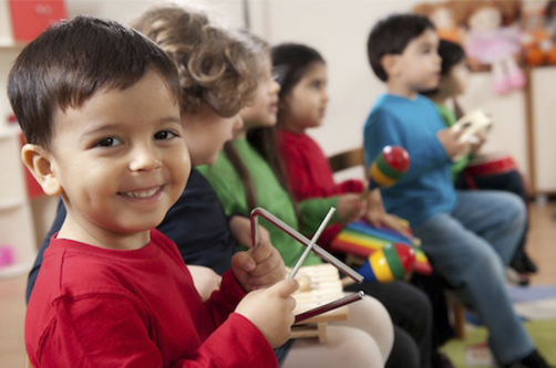 Подготовительный класс музыкальной школы