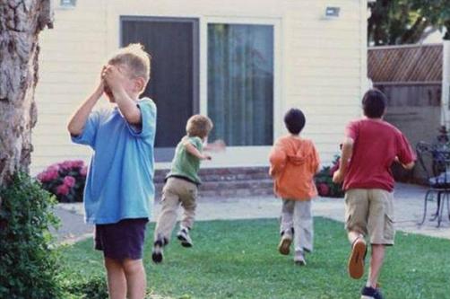 Подвижные игры в детском саду