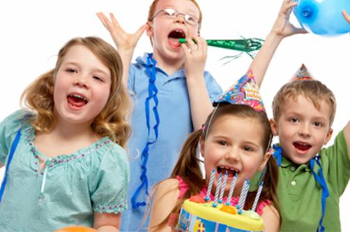 Подвижные игры на День Рождения