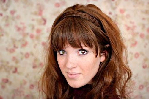 причёски с плетением на выпускной