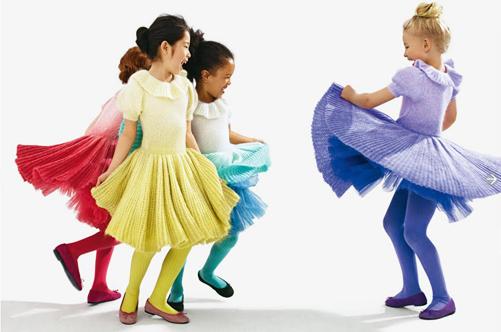детская мода 2013 фото