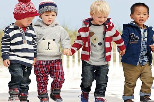 детская мода для мальчиков 2013