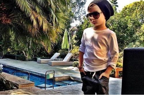 детская мода  для мальчиков 2014