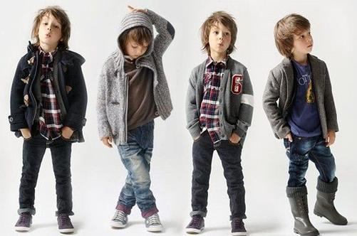 детская мода для мальчиков лучшие фото