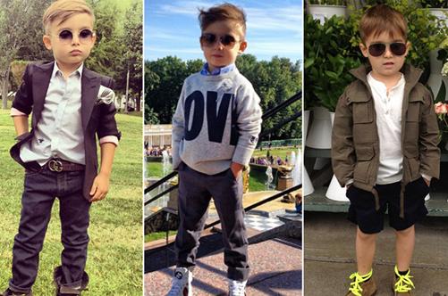 тренды детской моды для мальчиков