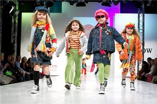 конкурсы детских театров моды