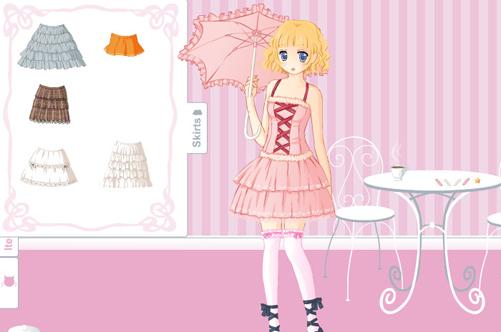 игры для девочек одевалки подруг