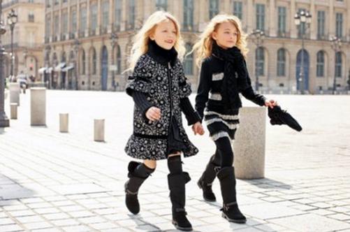 тенденции детской моды 2013