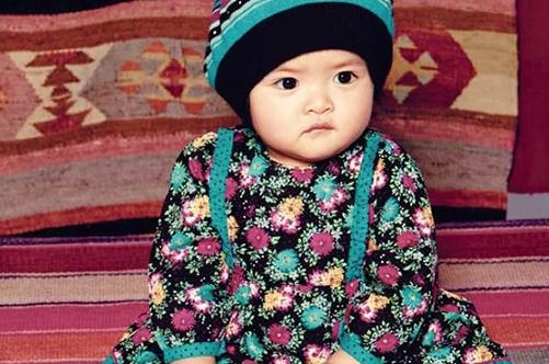 во что одеть ребенка фото