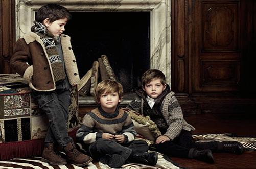 детская мода осень-зима 2013
