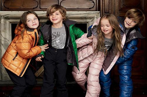 детская мода осень-зима фото
