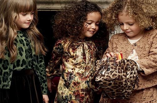 детская мода осень-зима