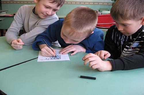 конкурс рисование для мальчиков в школе