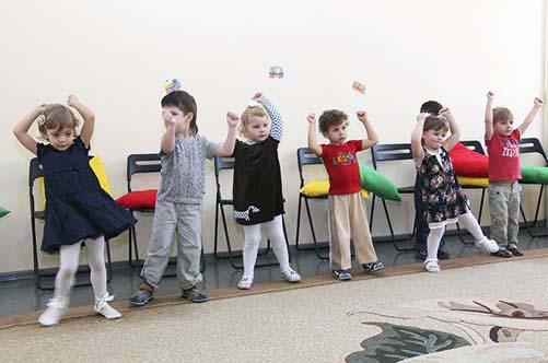 разные конкурсы для детей