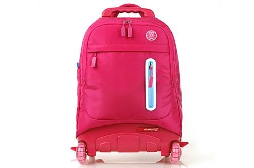 Рюкзаки на колесах для первокласников самые лучшие дорожные сумки