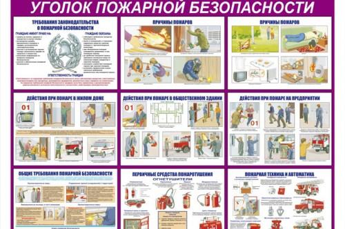 Инструкция для дежурного администратора по пожарной безопасности в.
