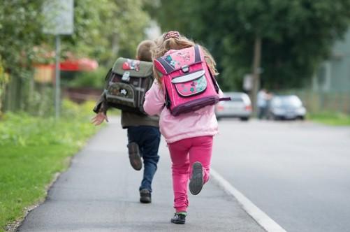 знакомство будущих первоклассников со школой