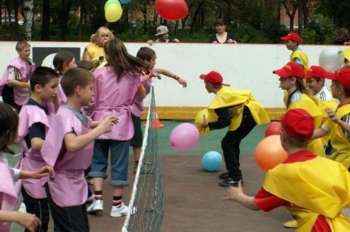 подвижные игры на свежем воздухе в старшей группе парки