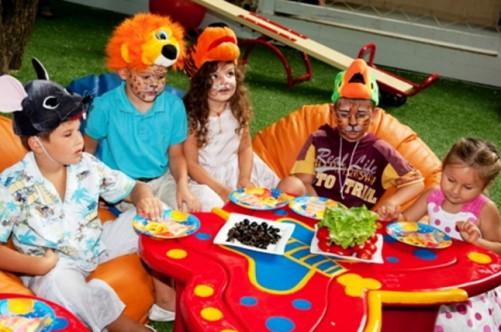 Конкурсы на день рождения для детей домашних
