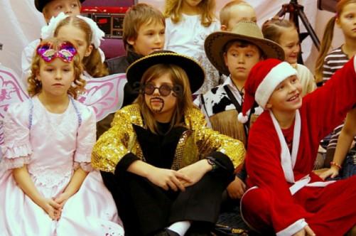 Сценарий на рождество в воскресной школе для детей