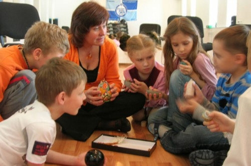 тренинг знакомства для младших школьников