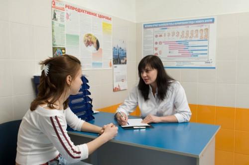 старшеклассницы на осмотре у плохого врача
