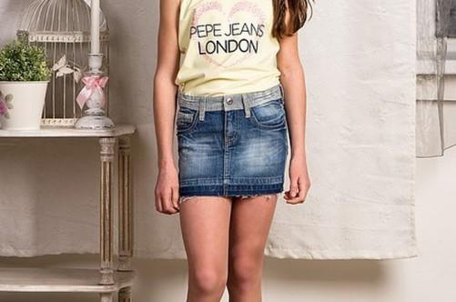 Девочки в юбках фото лет 11