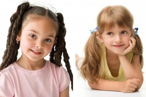 Как заплести волосы прически для девочек 11