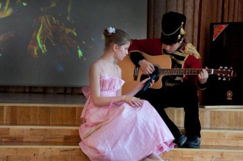 Дом культуры сценарий концерта к дню матери