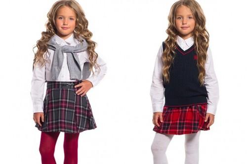 Как самому сшить юбку для школы