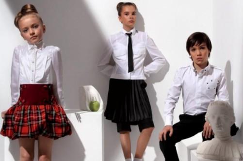 Школьна американская юбка