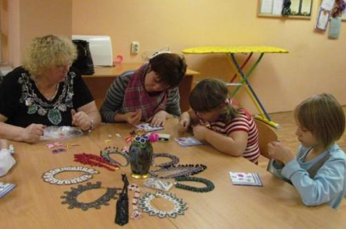 Разработка мастер класса для детей