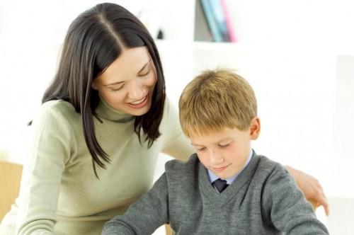 знакомство с детьми на практике в школе