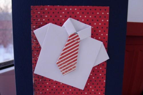 Оригами дедушке на день рождения своими руками 31